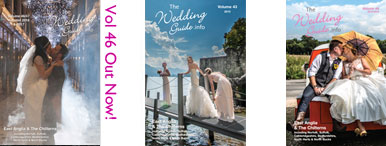 Wedding guide Vol 46 out now!