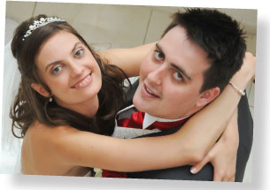 Bride of the Month - Rachale and Simon