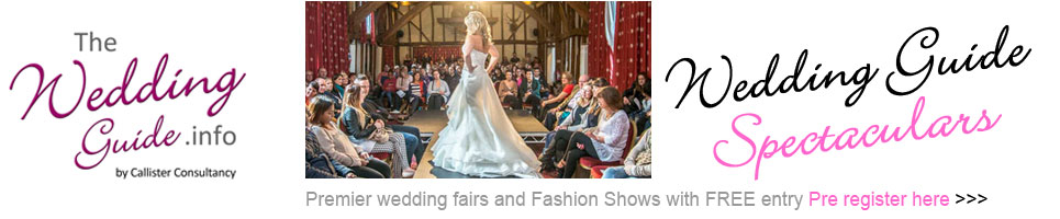 Wedding Fairs by The Wedding guide
